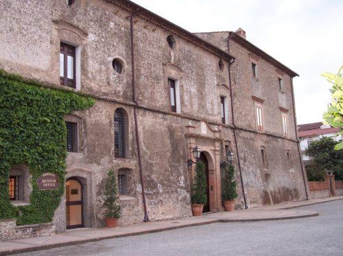 Amarelli Museum in Rosano