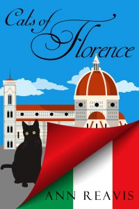 Cats of Florence for Kindle 2500 Pixels