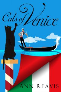 Cats of Venice for Kindle 2500 Pixels