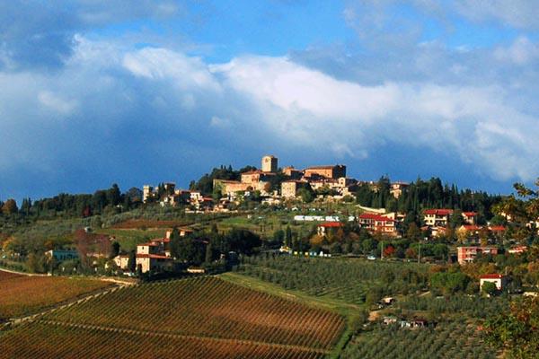 Panzano-in-Chianti