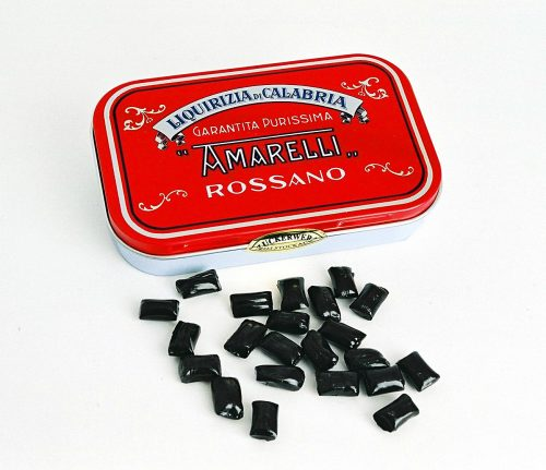 Amarelli Licorice Tablets (photo amarelli.com)